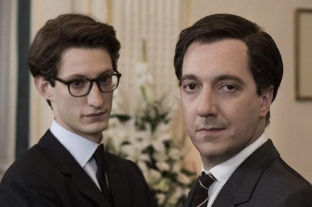 Pierre Niney etGuillaume Gallienne sont en nominationspour leurs... (PHOTO FOURNIE PAR LES FILMS SÉVILLE)