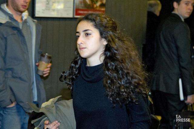 Yalda Machouf-Khadir... (PHOTO ALAIN ROBERGE, ARCHIVES LA PRESSE)