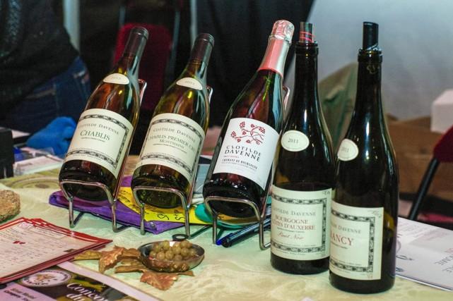 Côté vin et restauration, seront privilégiés «les produits... (PHOTO TIRÉE DE FACEBOOK)