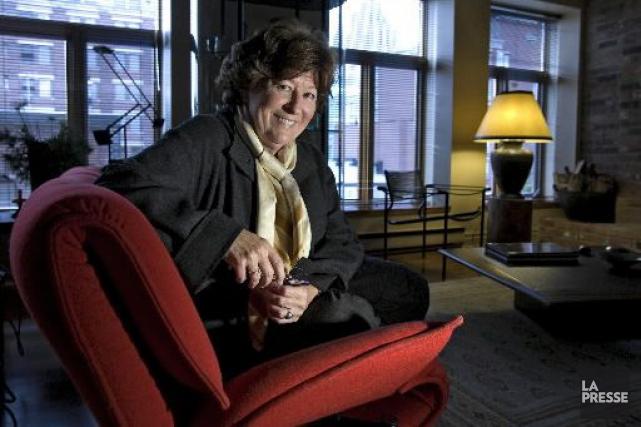 Louise Arbour... (Photo: Alain Roberge, La Presse)