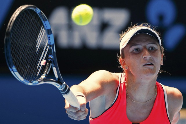 Irina-Camelia Begu... (Photo Athit Perawongmetha, Reuters)