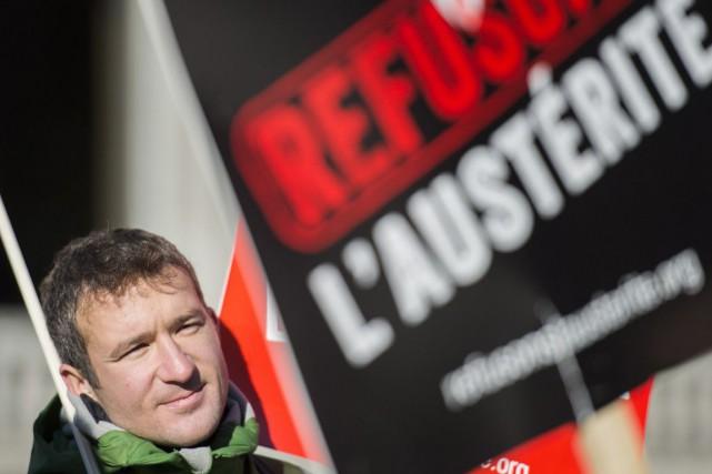 Les syndicats déplorent le fait que depuis que... (Photo d'archives, La Presse Canadienne)