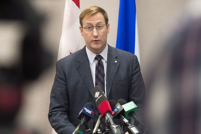 Peter MacKay... (Photo PC)