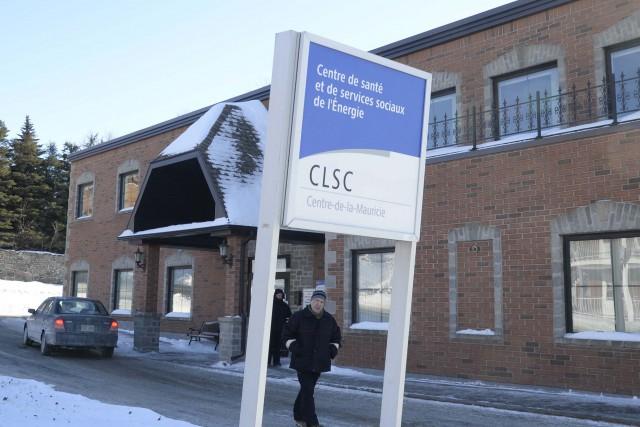 Les bureaux du CLSC du Centre-de-la-Mauricie, qui ont... (Photo: Sylvain Mayer)