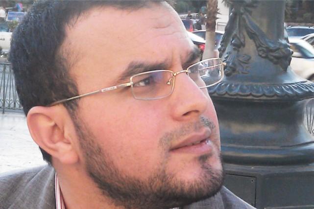 Ahmed Abassi reproche au Canada de l'avoir livré... (Photo tirée de Facebook)