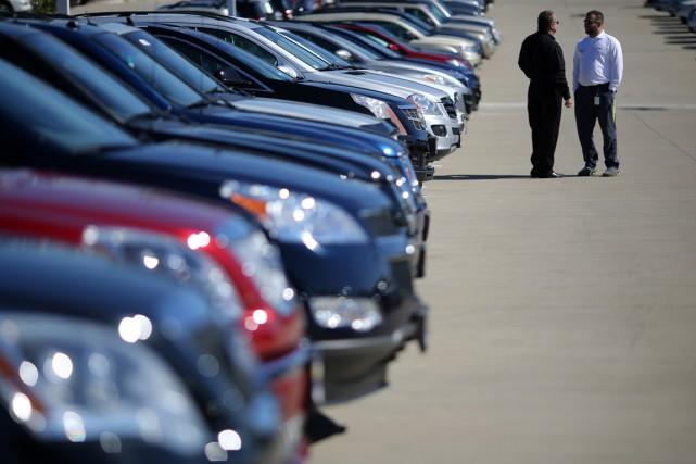 L'assurance coûte plus cher lorsqu'elle est achetée auprès... (PHOTO LUKE SHARRETT, ARCHIVES BLOOMBERG)