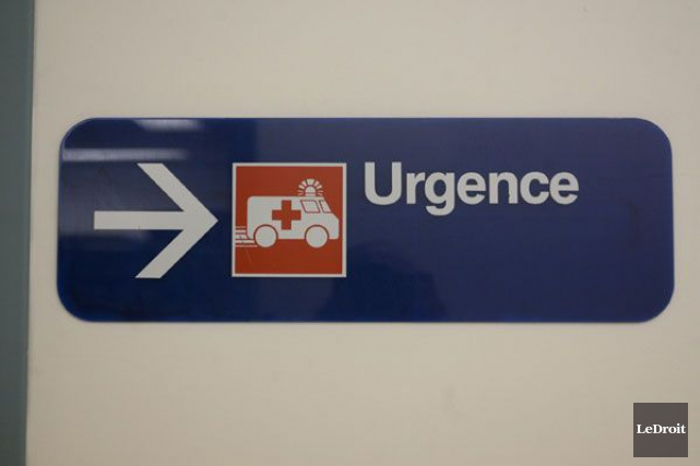 Le reportage sur l'état des urgences par l'émission JE, sur les ondes de TVA,... (ARCHIVES, LeDroit)