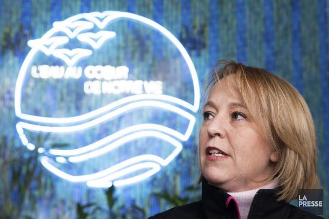 La mairesse de Longueuil, Caroline St-Hilaire, confirmera que... (PHOTO ROBERT SKINNER, ARCHIVES LA PRESSE)