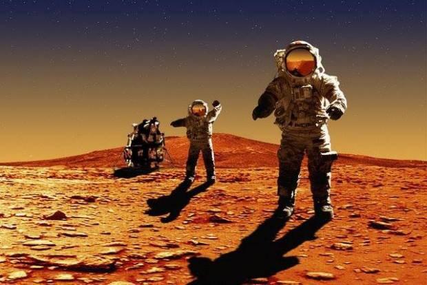 Le Sherbrookois Norm Green n'a pas été retenu pour poursuivre l'aventure Mars... (Photo tirée de Facebook)