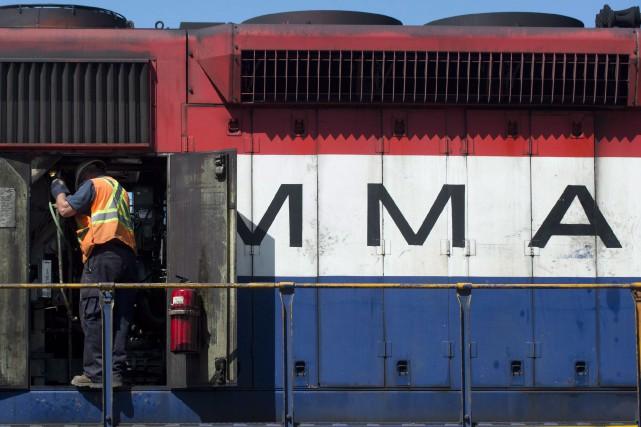 Les prélèvements effectués dans neuf wagons-citernes du convoi de la Montreal,... (Archives PC)