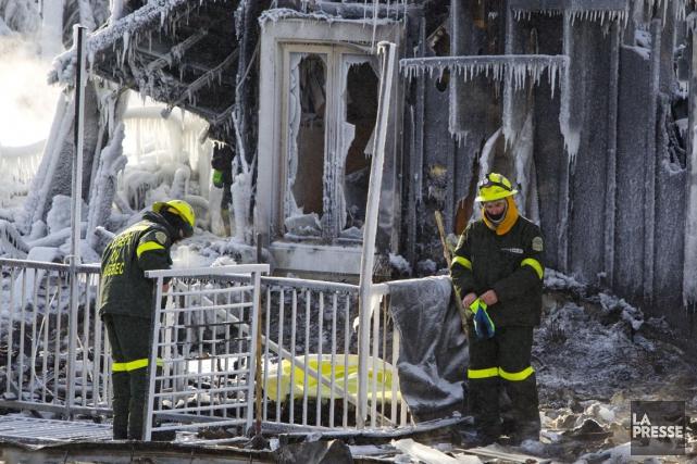 La tragédie de L'Isle-Verte a soulevé plusieurs questions... (Alain Roberge, Archives La Presse)