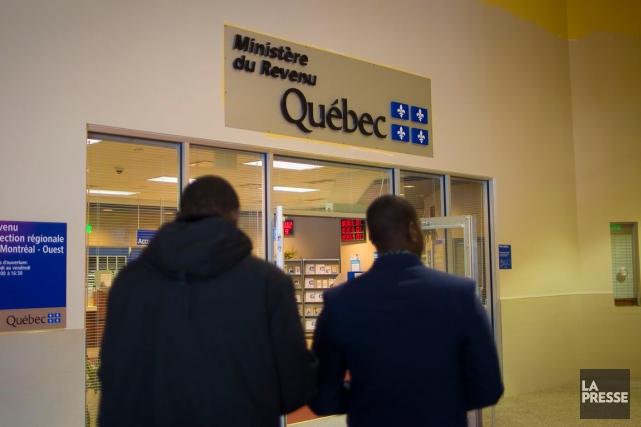 Un fraudeur sans scrupules coincé par Revenu Québec devra passer 21 mois... (PHOTO ANDRÉ PICHETTE, ARCHIVES LA PRESSE)