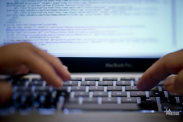 Les pratiques de logiciels malveillants populaires dans les... (PHOTO DAVID BOILY, ARCHIVES LA PRESSE)