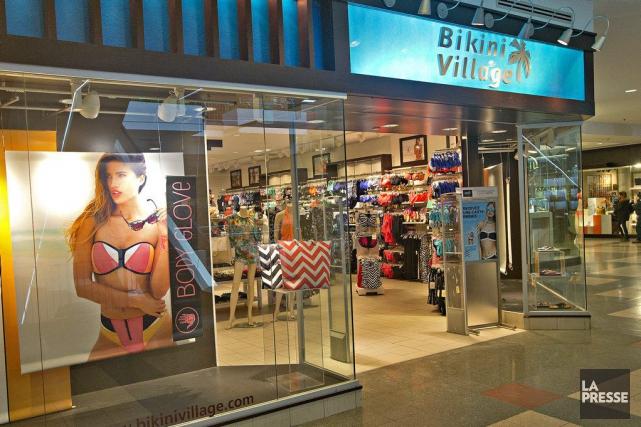 Bikini Village s'est placéà l'abri de ses créanciers.... (Photothèque La Presse)