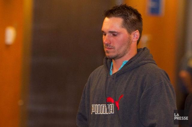 Bastien avait plaidé coupable à des accusations réduites... (PHOTO HUGO-SÉBASTIEN AUBERT, ARCHIVES LA PRESSE)
