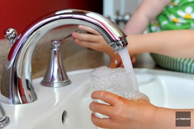 La Ville de Windsor a levé son avis d'ébullition d'eau après avoir reçu les... (Archives La Tribune, Maxime Picard)