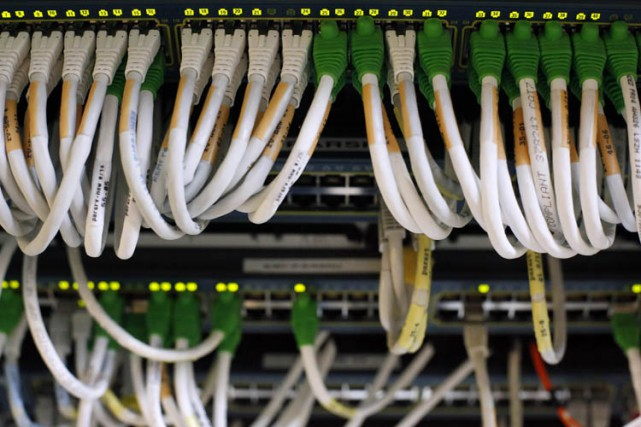 L'agence américaine de sécurité nationale (NSA), qui a... (Photo: AFP)