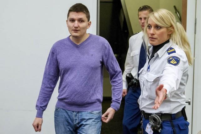 Vladimir Drinkman a été arrêté par les autorités... (Archives AFP)