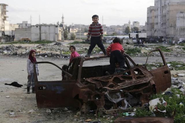 L'émissaire de l'ONU avait proposé le 30 octobre... (Photo: Reuters)