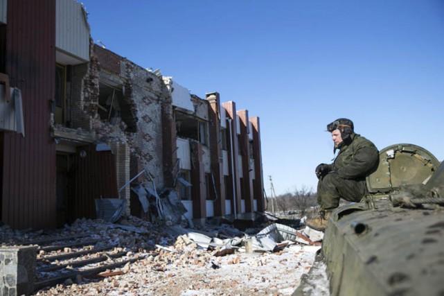Le conflit dans l'est de l'Ukraine a fait... (Photo: Reuters)