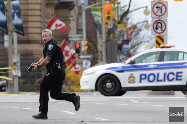 Les attentats perpétrés à Ottawa en septembre ayant... (Photothèque Le Soleil)