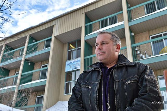 Martin Charette affirme que sa résidence, Havre Joie... (Photo le Soleil, Patrice Laroche)