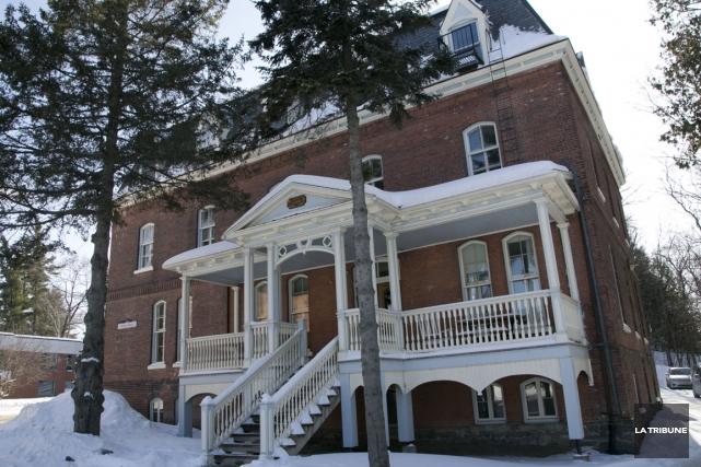 L'édifice Divinity House, sur le campus de l'Université... (Imacom, René Marquis)