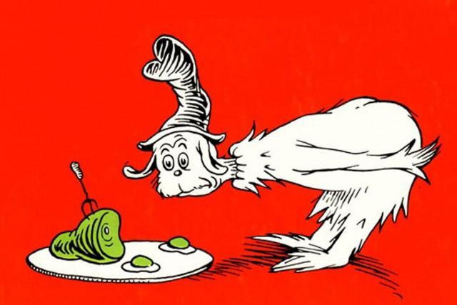 Dr. Seuss...