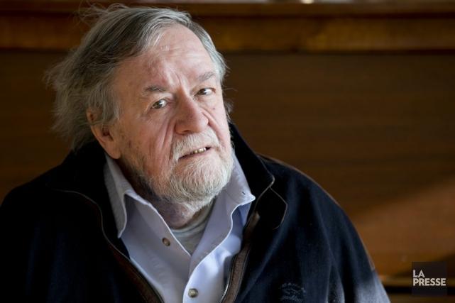 En 50 ans de carrière, Jean-Claude Labrecque a... (PHOTO FRANCOIS ROY, LA PRESSE)