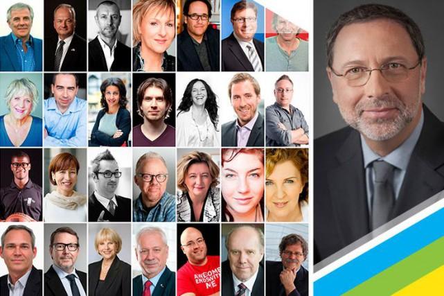 Parce que le Québec fait face à plusieurs enjeux tels que le vieillissement... (Image tirée du site web du CPQ)