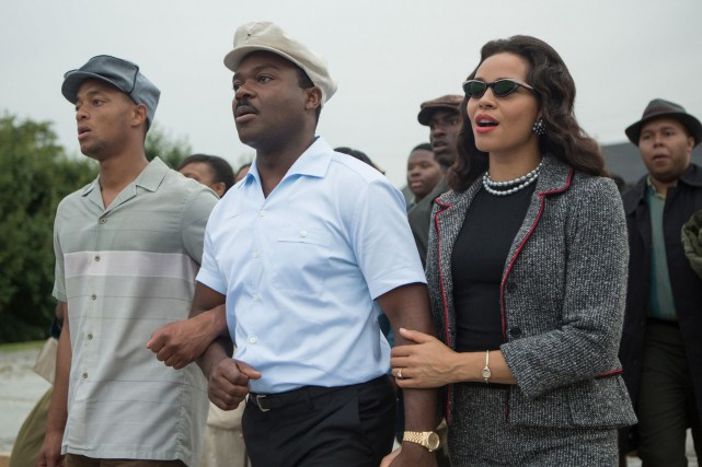 Le film Selma met en vedette David Oyelowo dans... (Photo fournie par Media Films)