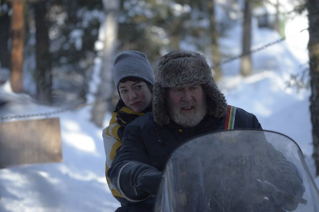 Emmanuelle Lussier-Martinez et Gilles Renaud font partie du... (Photo Philippe Bossé, fournie par la Coop Vidéo de Montréal)