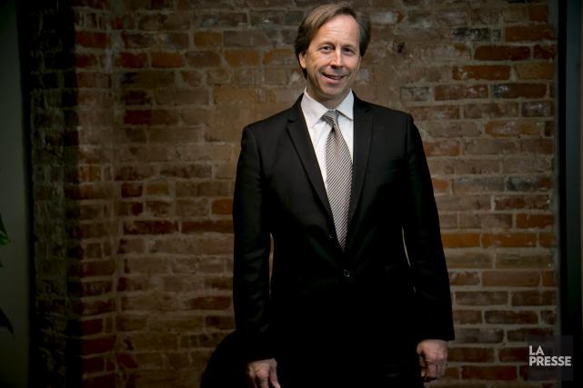 Robert Sauvé, président de l'Ordre des ingénieurs... (Photo La Presse, David Boily)