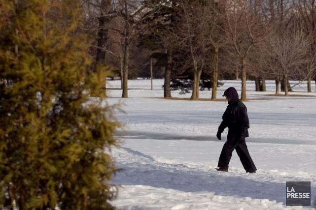 Environ un adulte canadien sur cinq fait au moins 150 minutes d'activité... (Archives La Presse)