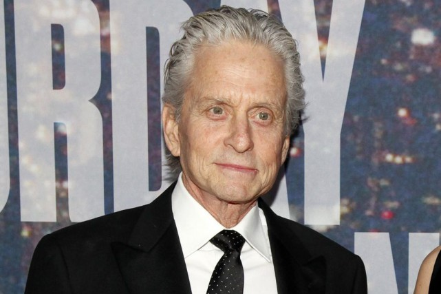 Michael Douglas... (Photo Andy Kropa, Invision/ Archives AP)