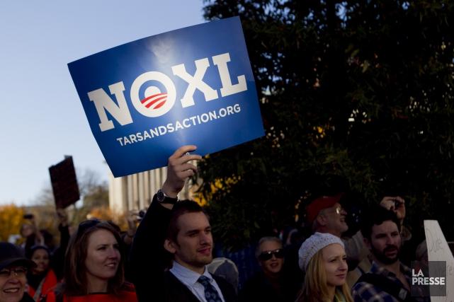 Les environnementalistes, caractérisés comme des «extrémistes» par la... (Archives, Bloomberg)