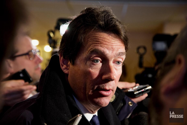 Pierre Karl Péladeau... (Photo Alain Roberge, archives La Presse)
