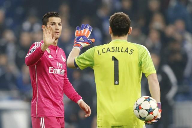 Cristiano Ronaldo a mis fin à une brève disette pour aider Real Madrid à... (Photo: AP)