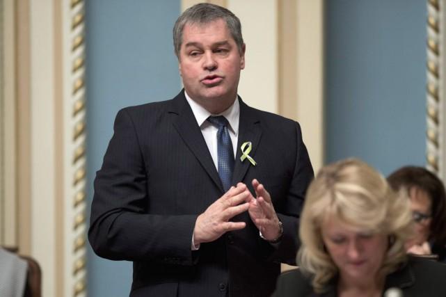 «Nous allons demander à une personne externe et... (Photo La Presse Canadienne, Jacques Boissinot)