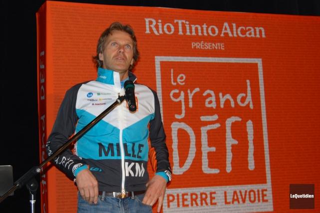 Rio Tinto a annoncé hier un don de... ((Archives Le Quotidien))