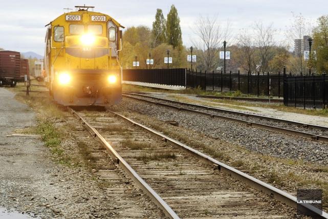 Le nouveau Comité de vigilance citoyenne pour la sécurité ferroviaire de... (Archives La Tribune)