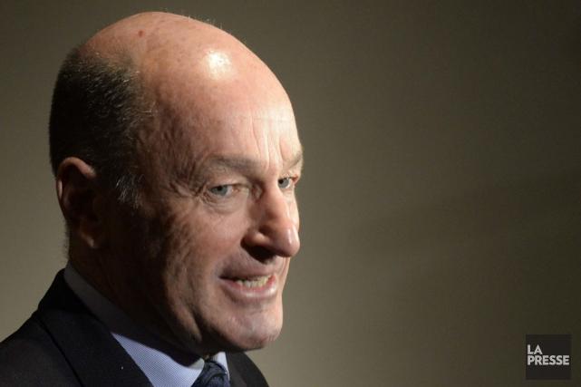 Le maire de Trois-Rivières Yves Lévesque.... (Photo: Sylvain Mayer)