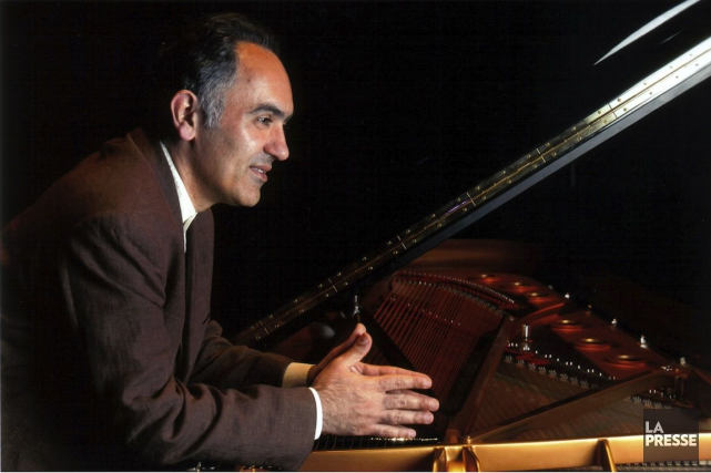 Abdel Rahman El Bacha... (PHOTO ARCHIVES LA PRESSE)