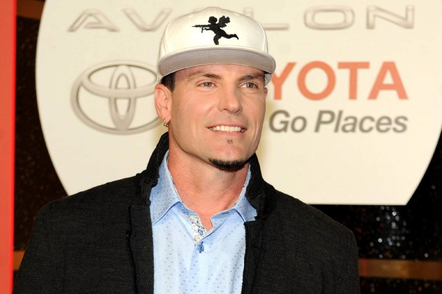 Vanilla Ice... (PHOTO ARCHIVES AP)