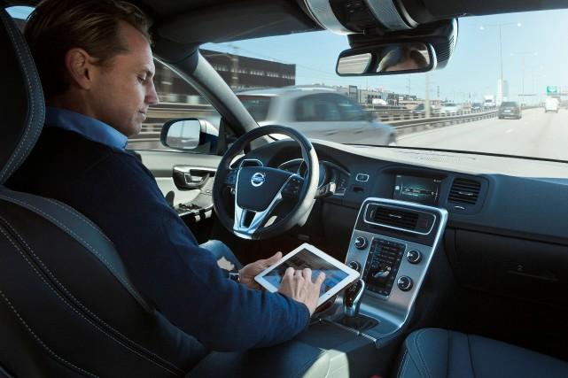 Volvo fait partie, avec son concurrent japonais Nissan... (PHOTO FOURNIE PAR VOLVO)