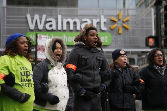 De vastes mouvements de protestation avaient eu lieu... (PHOTO ANDREW NELLES, ARCHIVES REUTERS)
