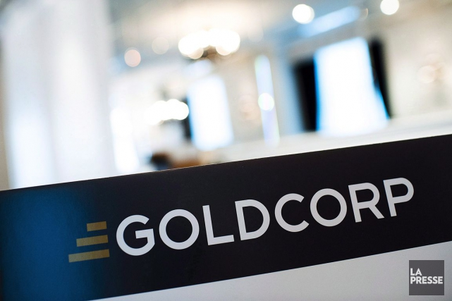 Le producteur aurifère Goldcorp (T.G) vend sa participation de... (Photo archives La Presse Canadienne)