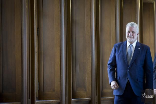 La FPJQ estime que la directivedu premier ministre... (PHOTO IVANOH DEMERS, LA PRESSE)