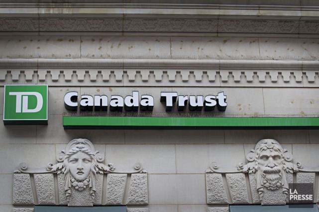 La Banque Toronto-Dominion a versé pour 43 millions de dollars en rémunération... (PHOTO ANNE GAUTHIER, ARCHIVES LA PRESSE)