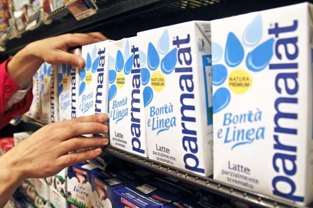 Parmalat Canada, dont la société mère est Parmalat... (Photo Max Rossi, Reuters)